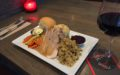 Hand Carved Thanksgiving Turkey Dinner -Sunday & Monday Only $20